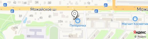 Ювелирный магазин на карте Больших Вязёмов