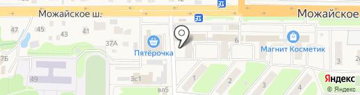 ПлюсЭлектро на карте Больших Вязёмов