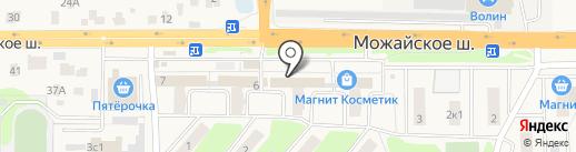 Hostelciti на карте Больших Вязёмов