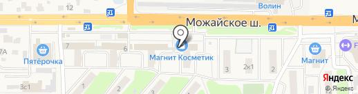 Банкомат, Сбербанк России на карте Больших Вязёмов