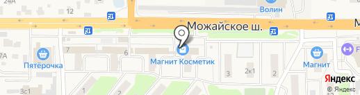 Платежный терминал, Сбербанк, ПАО на карте Больших Вязёмов