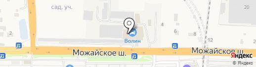 Студия аэрографии Ильнура Мансурова на карте Больших Вязёмов