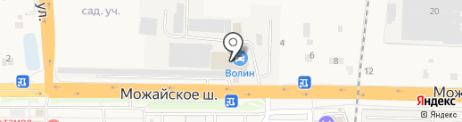 Твиг`s на карте Больших Вязёмов
