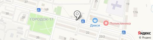 Техгруп на карте Больших Вязёмов