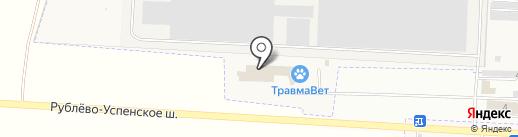 Белан на карте Горок-10
