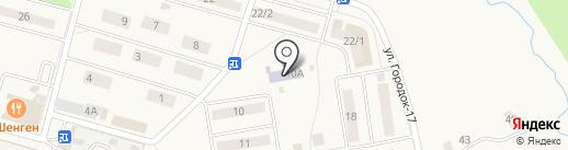 Детский сад №34 на карте Больших Вязёмов