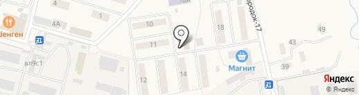Магазин хозяйственных товаров на карте Больших Вязёмов