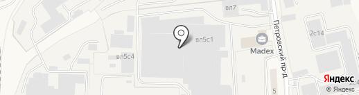 Зенит Ритейл Солюшнс на карте Малых Вязёмов