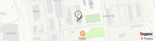 OtDo на карте Больших Вязёмов