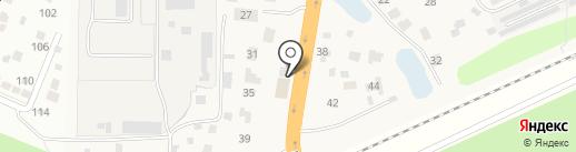 Продуктовый магазин на карте Малых Вязёмов