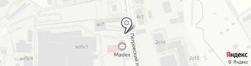 Rioka на карте Малых Вязёмов