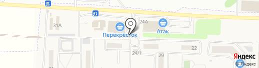 Хлебозавод №22, ЗАО на карте Горок-10