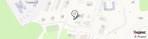 Мираж на карте Горок-10