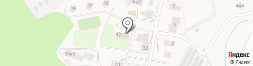 Баенник на карте Горок-10