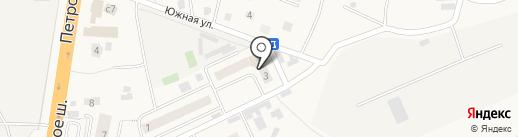 Ираида на карте Малых Вязёмов
