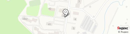 Десятая Муза на карте Горок-10