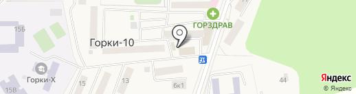 Qiwi на карте Горок-10