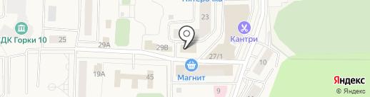 Фотосалон на карте Горок-10