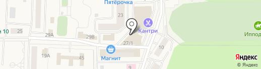 Клеопатра на карте Горок-10