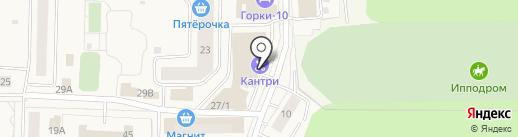 Samo System на карте Горок-10