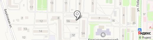 Маэстро на карте Краснознаменска