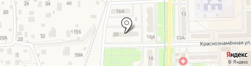 Oriflame на карте Краснознаменска