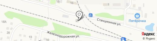 Русские Мотоциклисты на карте Снегирей