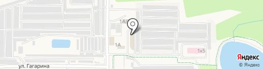 Кореан Медикал Трейдинг на карте Краснознаменска