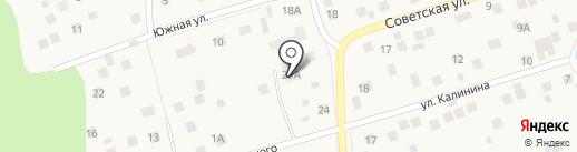 Шиномонтажная мастерская на карте Снегирей