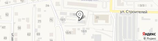 Авто-импульс на карте Краснознаменска