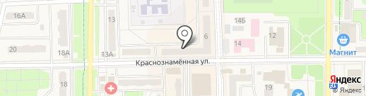 ВизавиТО на карте Краснознаменска