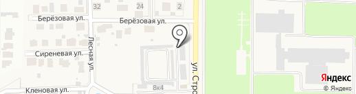 Платежный терминал, Мособлбанк, ПАО на карте Краснознаменска