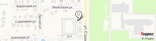 Крас-Авто на карте Краснознаменска
