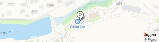 Lux тюнинг на карте Чесноково