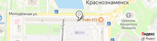 mobile-shina24.ru на карте Краснознаменска