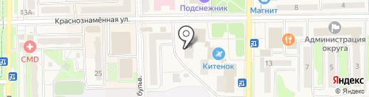 Элитная посуда на карте Краснознаменска