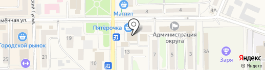 НОЕВ КОВЧЕГ на карте Краснознаменска