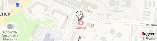 Iris Style на карте Краснознаменска