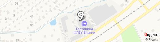 ВНИГНИ на карте Апрелевки