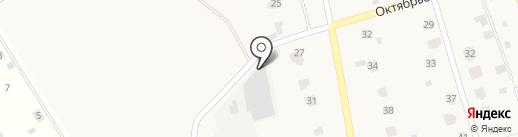 Фаворит-Плюс на карте Поварово
