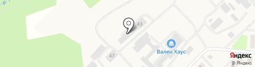 ТракАвтоСтрой на карте Поварово