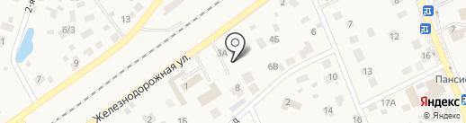Промэлектромонтаж на карте Апрелевки