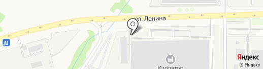 Изолятор на карте Павловской Слободы