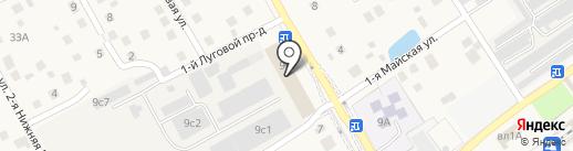ИНГУЛ-Н на карте Апрелевки