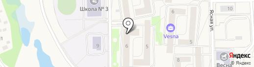 VESNA на карте Апрелевки