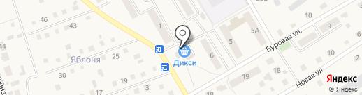 Дикси на карте Поварово