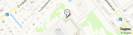 Сервис Складской техники на карте Апрелевки
