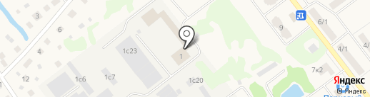 Белдел-Групп на карте Апрелевки