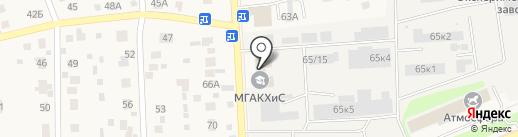 Центр технического обслуживания офисной радиоэлектронной техники на карте Апрелевки