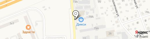 Банкомат, Сбербанк, ПАО на карте Апрелевки